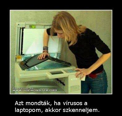 virusvedelem