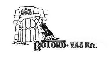 Botond + Vas kft